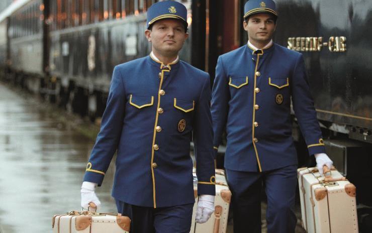 Orient Express Exterior