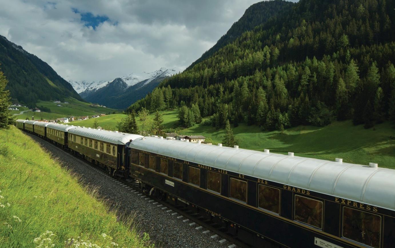 Orient Express Paisaje
