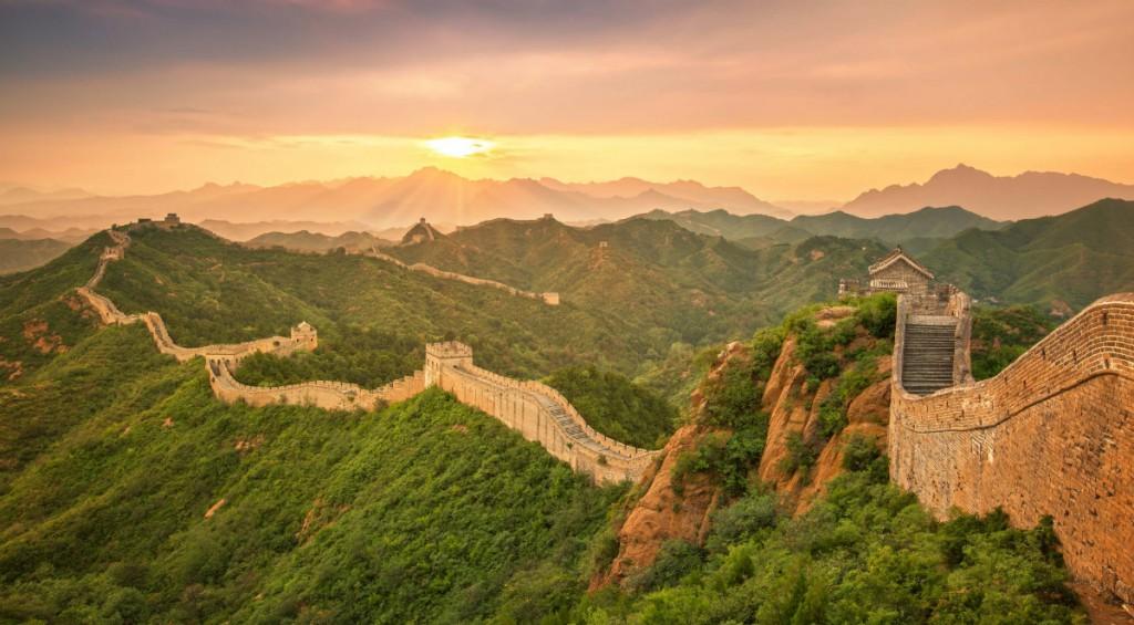 Muralla China NUBA