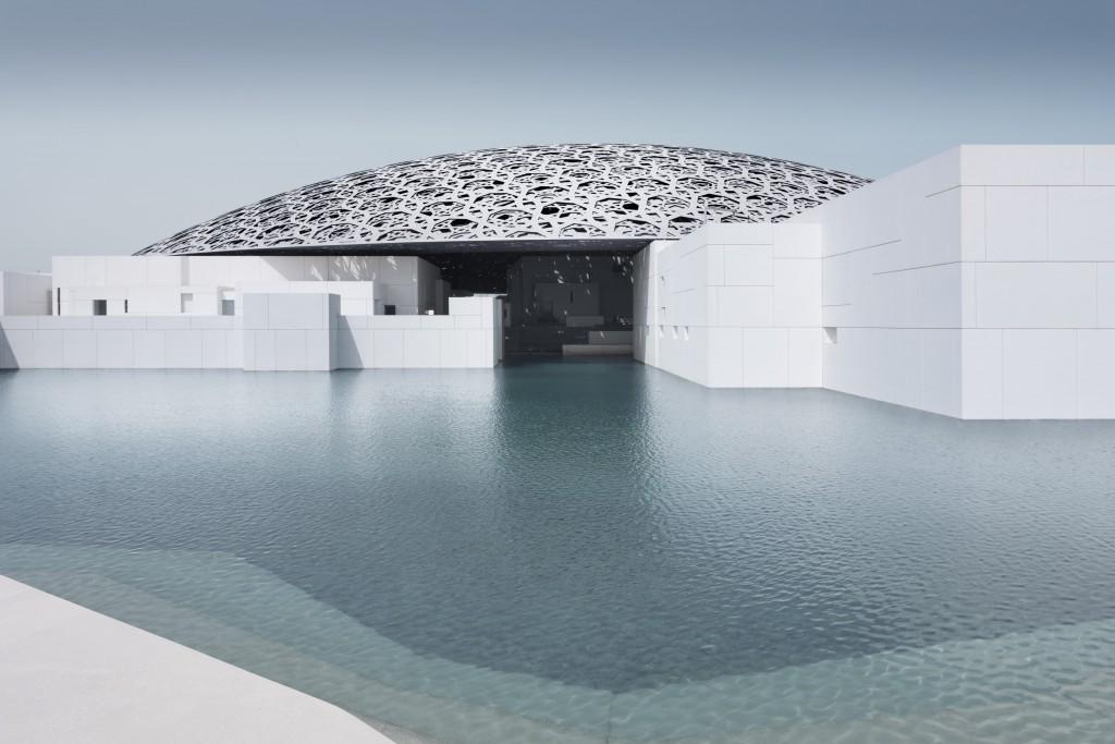 NUBA Abu Dhabi Louvre