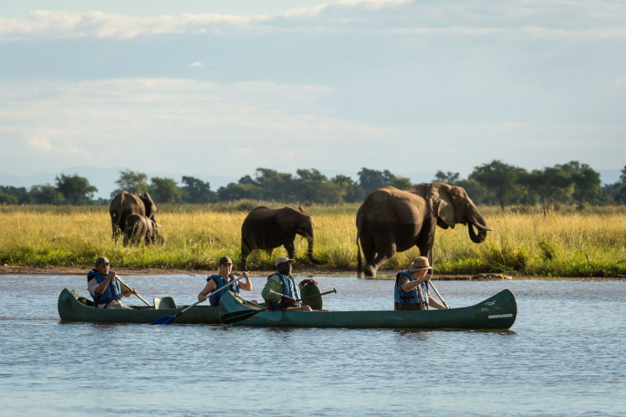 Parque Nacional Zambezi NUBA
