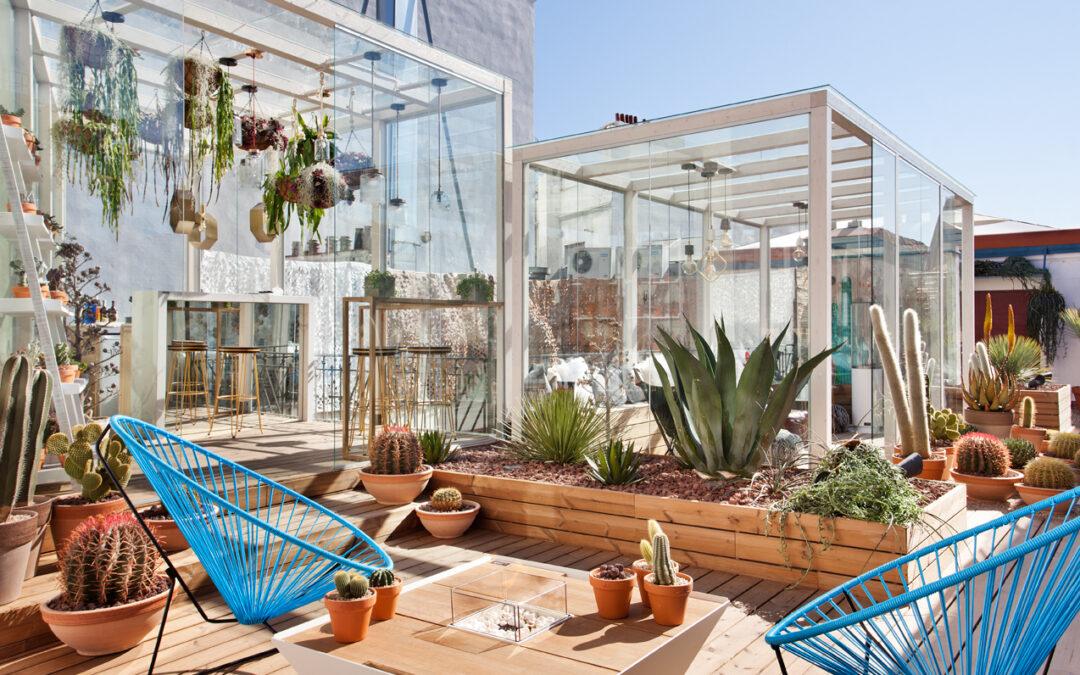 Un oasis de inspiración en Casa Decor 2018