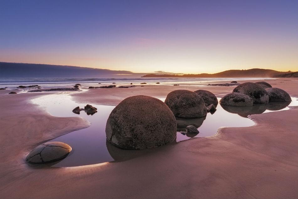 Nueva Zelanda Viajes NUBA