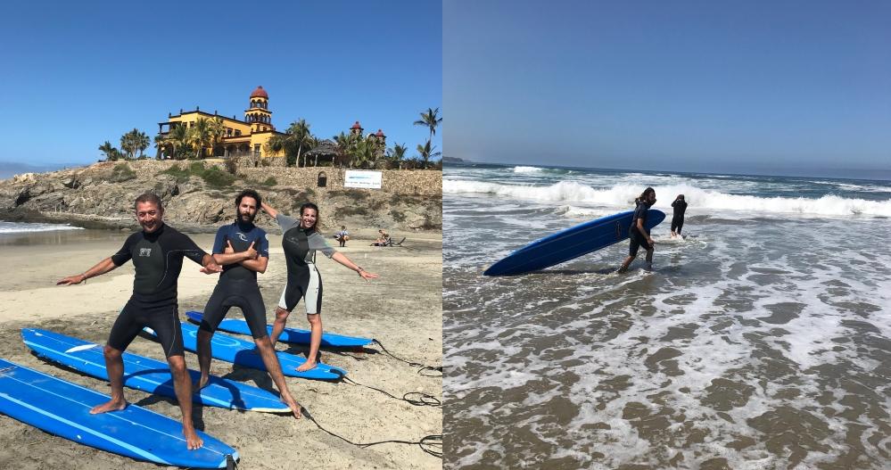 Surf nuba los cabos