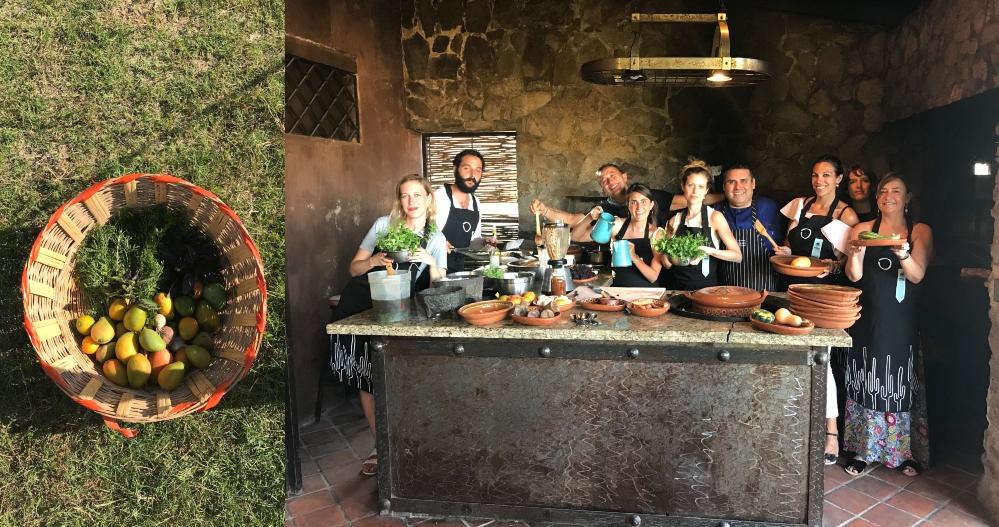 Tamarindos NUBA comida organica