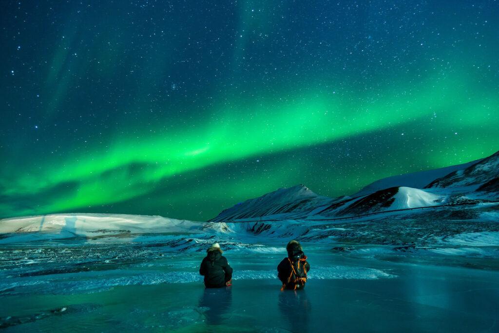 Sueña despierto: a la caza de Auroras Boreales