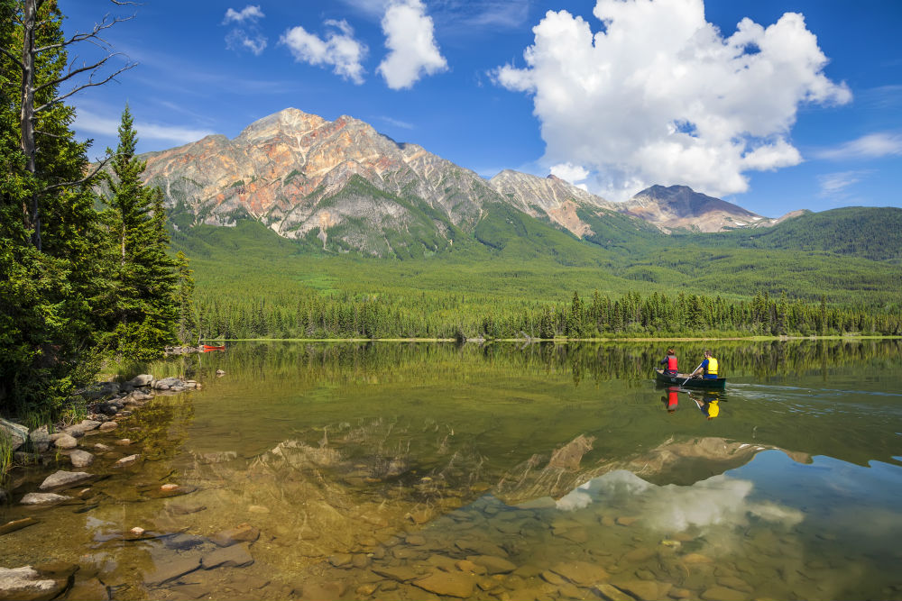Parque nacional Jasper nuba