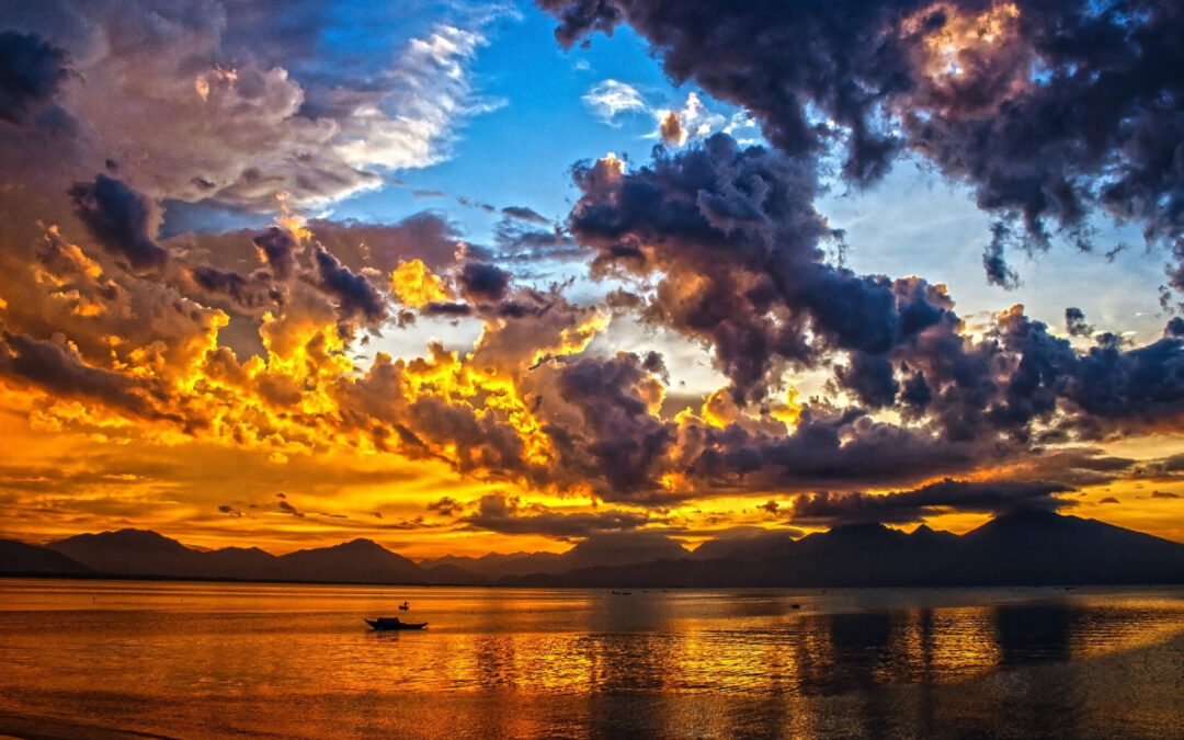 Vietnam, un paseo por las nubes