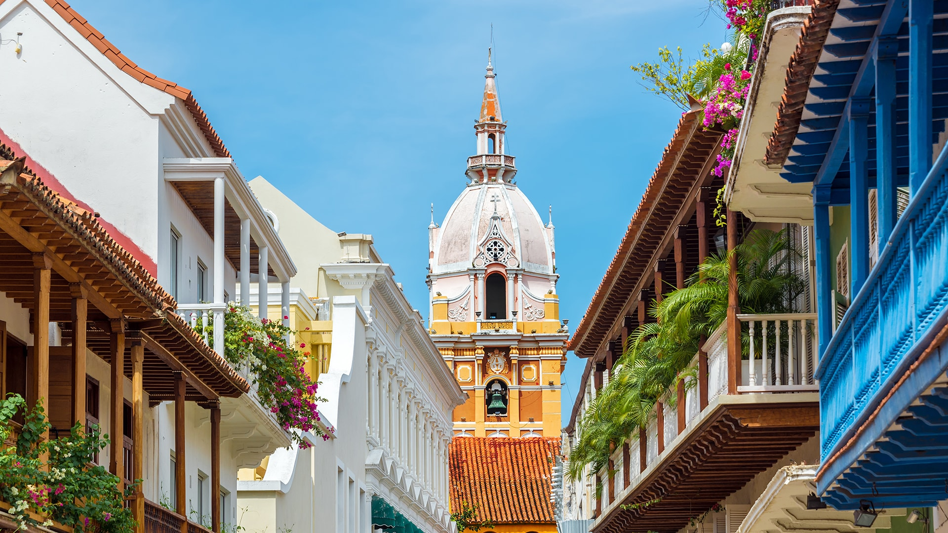 Viaje a la maravillosa Colombia