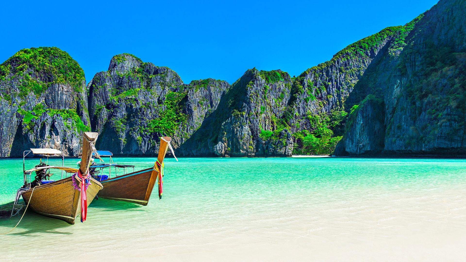 Las playas de Tailandia