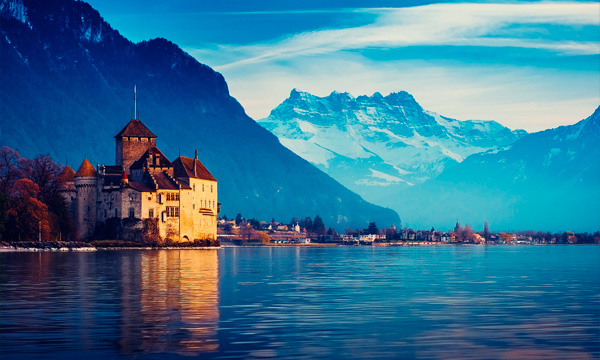 Travel to Switzerland with NUBA.