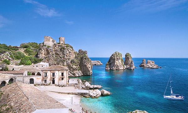 Travel to Italia