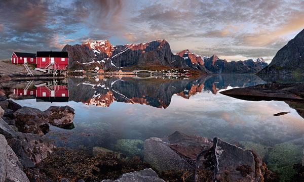 Viaje con Nuba al Ártico Noruego