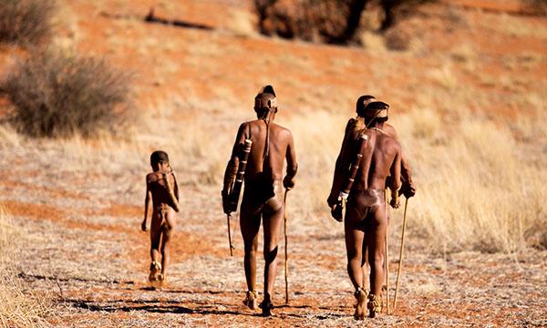 Unique trips to Namibia