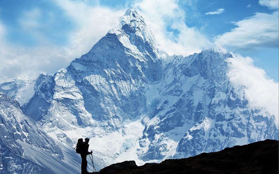 Trekking por el Himalaya en Nepal
