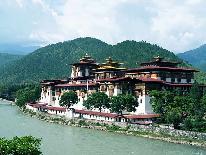 Bhutan. Take part of a private Buddhist meditation ceremony