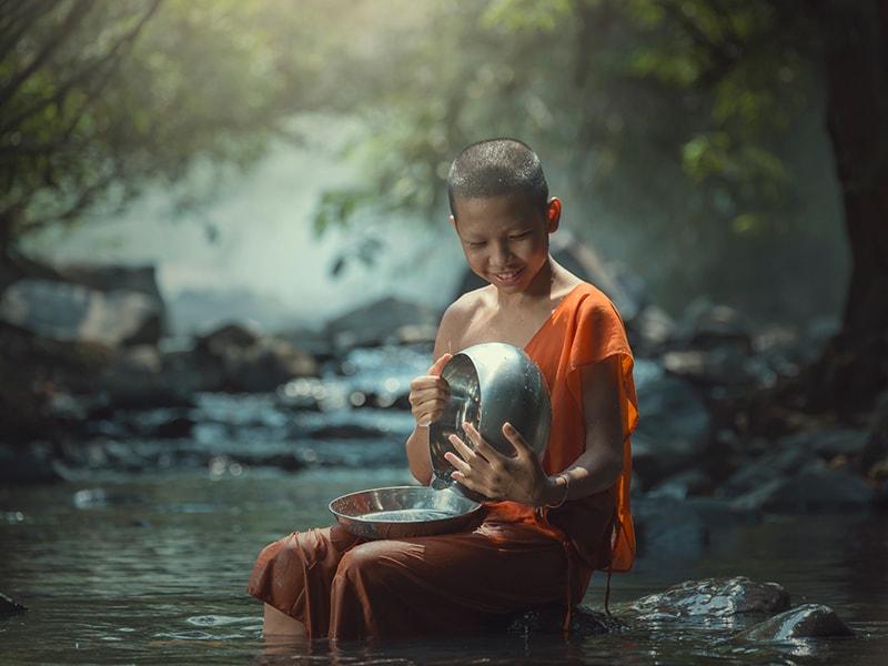 Camboya y Laos. Presenciar el tak bat