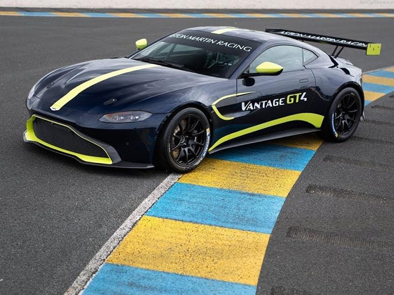 Duabi / Abu Dhabi. Conducir un Aston Martin GT4 o un F-3000