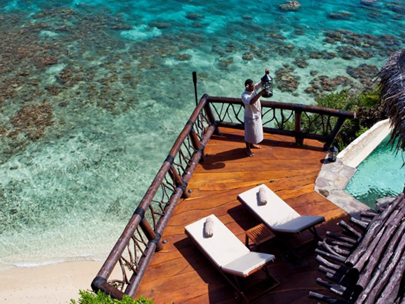 Fiji. Relax in an exclusive accommodation