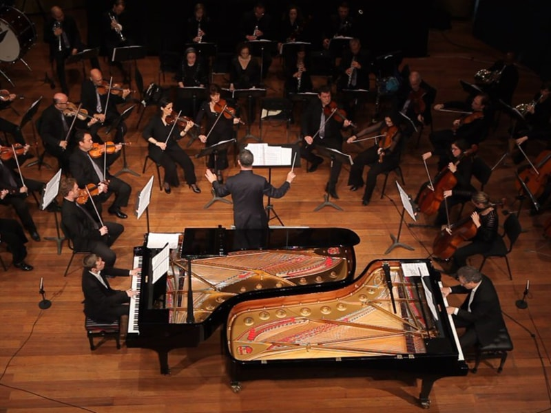 Israel. Unique opportunity to see the Philharmonic Orchestra