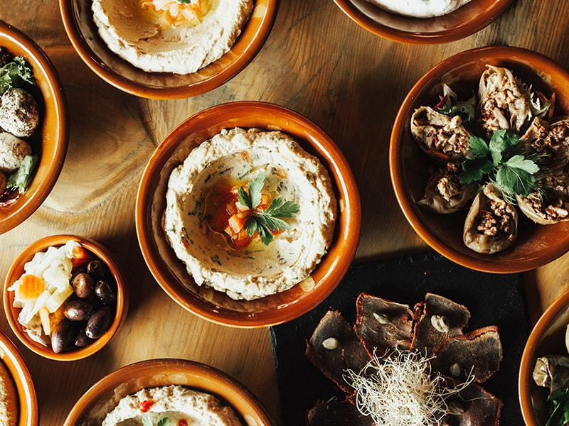 Israel. Enjoy a Shabbat dinner