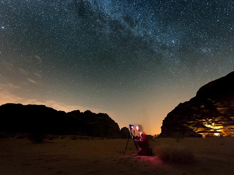Jordan. Enjoy an astronomy class