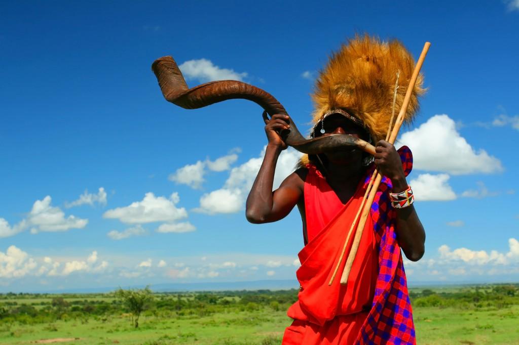 incentivo kenia guerrero masai