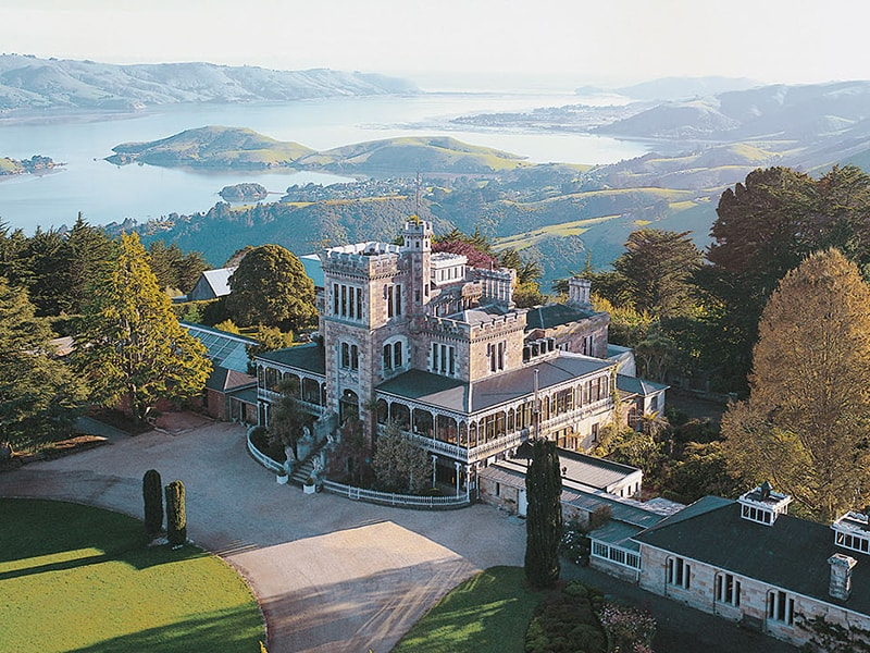 New Zealand. Discover Larnach Castle, the only castle in Oceania
