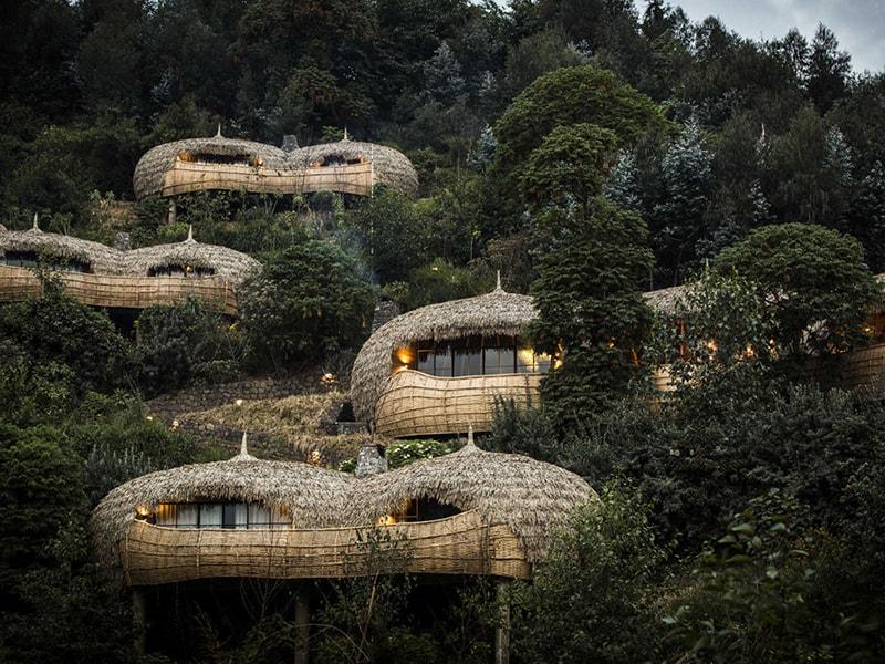 Ruanda/Uganda. Descanso en alojamiento exclusivo