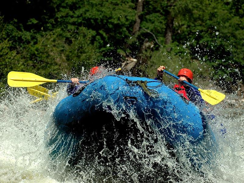 Rwanda/Uganda Rafting in Jinja