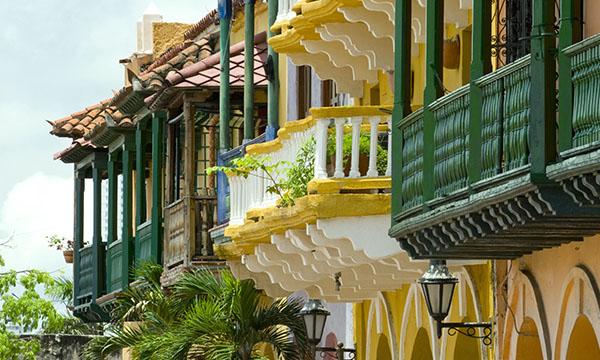 La maravillosa Colombia