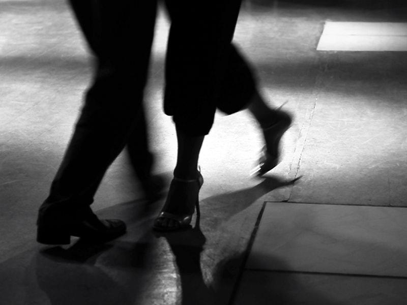 Argentina. Tango lessons