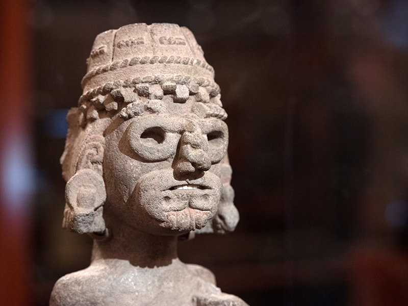 Mexico. Experience an exclusive visit of the National Museum of Anthropology