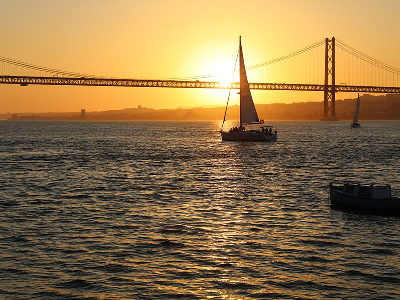 Portugal. Private sailboat trip