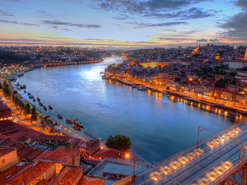 Portugal. Picnic romántico