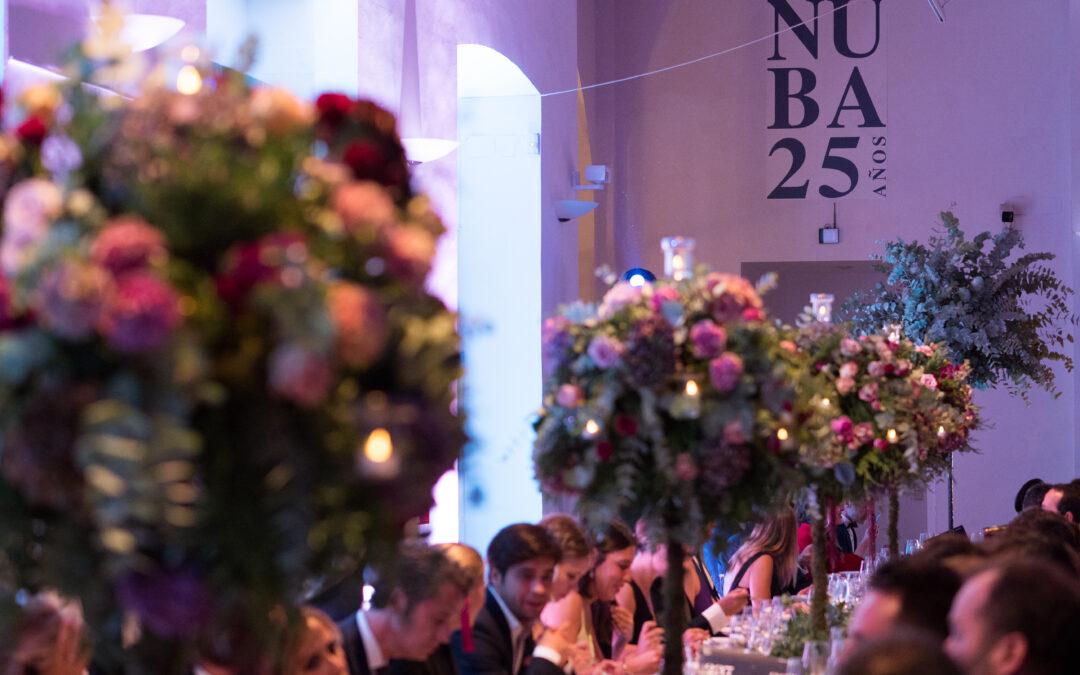 Grupo NUBA Cumple 25 años