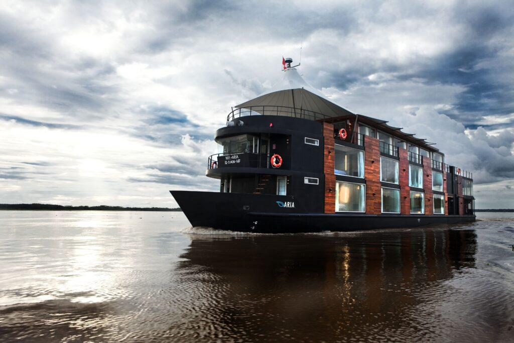 Aqua Explorer, Amazonas, Perú. exclusivo, crucero