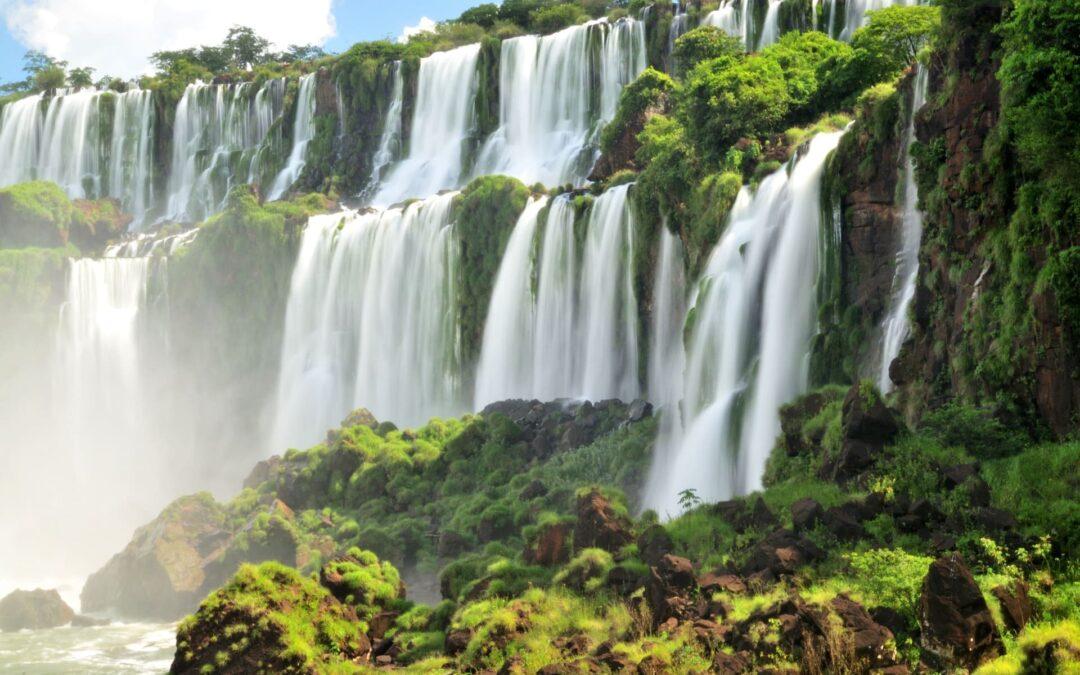 Cataratas de Iguazú, la belleza del agua