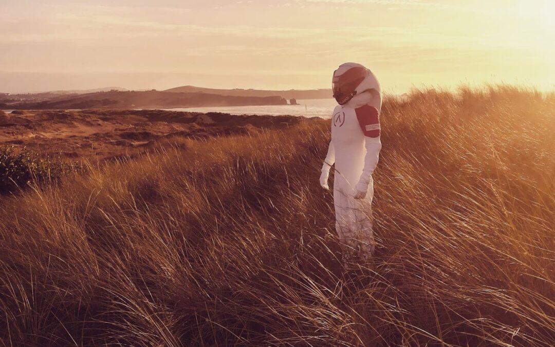 Prepárate para la llegada a Marte