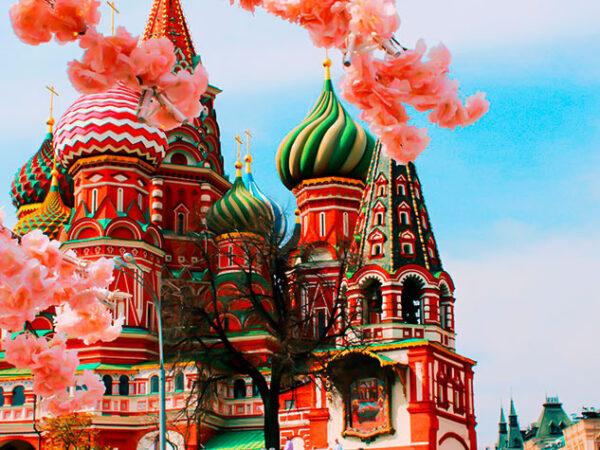 Descubre Rusia.